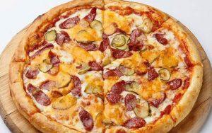 Пивная пицца