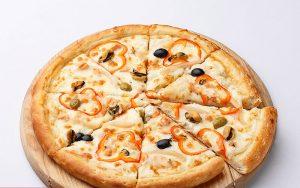 Карибская пицца